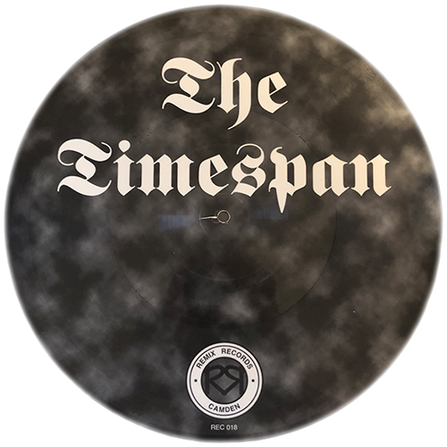 The Timespan - Timespan / You Are Here