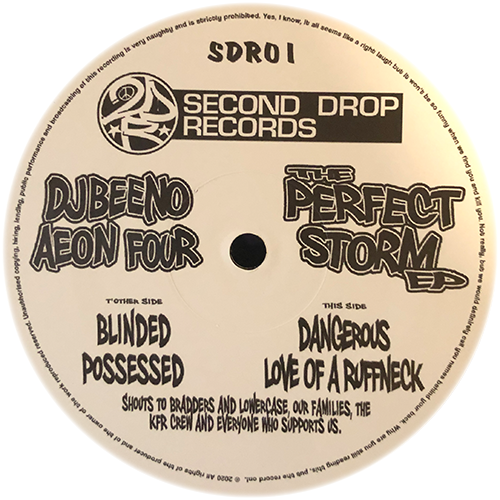 DJ Beeno - The Perfect Storm Ep