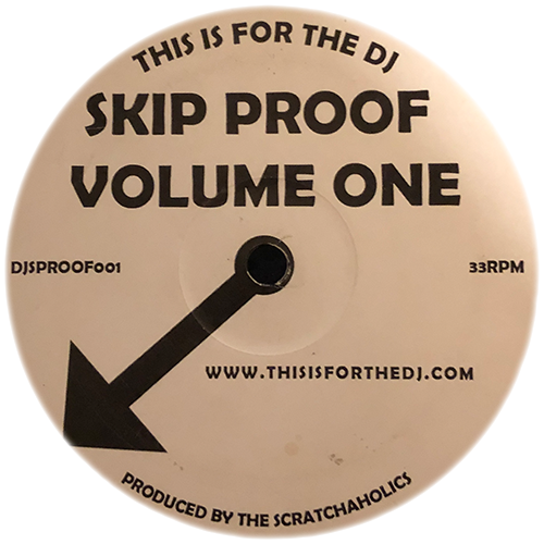 Scratchaholics - This Is For The DJ Skip Proof Volume 1